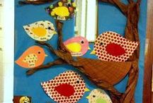 Preschool-Crafts/Songs / by Kelly Hays