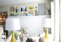 Ideas for TBJ / ideas for mom's living room