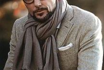 Get noticed: Inspiration for the business casual man / Business casual inspiration for my workshop attendees. Simulate the looks or  better yet simply translate the concept and create your own customized ensembles
