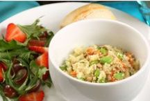 Favorite Salad Recipes / Light & flavorful salad recipes, made with Better Than Bouillon.