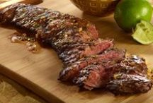 Meat Lover's Recipes / Steaks, burgers, brats, chilis and more…with the serious meat lover in mind.