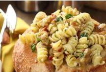 Perfect Pasta Recipes / Cooking for your family  or entertaining your friends? these perfect pastas are easy to make and sure to please.