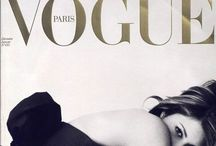 Cover Me Vogue / Vogue covers...vintage and new