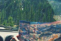 Backpacking, camping, kayaking & such..