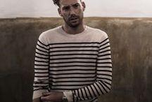 | breton stripes men | / Classic breton stripes men