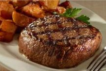Father's Day Grilling Recipes / Celebrate Father's Day with special grilled recipes that are sure to get him fired up!