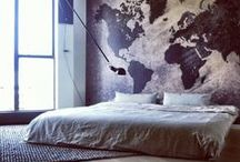 Travel Room / Travel Room Inspirations