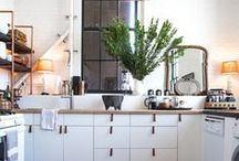 ▨Kitchen / by Le Monde Workshop