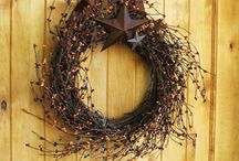 Garland, Wreaths and Decorations Galore / by Katrina Halperin
