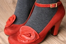 Fabulous Footwear / by Michelle Lindenmuth
