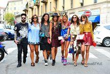 ✩ Italian fashionistas / by Lorenα Coeℓho