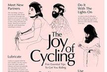 all things bicycle / by Julia Mêendiz