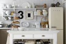 Kitchens / by vermillon & céladon