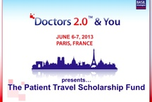 MedStartr CrowdFunding ePatient Travel to Doctors 2.0 & You / Doctors 2.0 & You are raising funds for patient travel scholarships to enable ePatients from all over the world attend the conference in Paris.   Funds are being raised through MedStartr and donations received will go directly to the patient travel fund.
