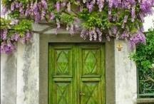 the doors / by Maria Gabriella Borrelli