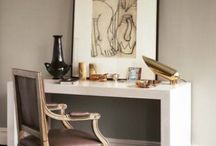 home chic: office
