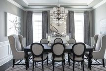 home chic: dining