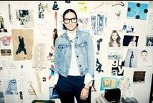 My Style Icon - Jenna Lyons / by Lavender Earl Grey