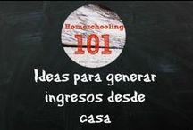 Homeschooling 101 / Serie de artículos de Estilo Familiar Homeschooling 101   español #homeschoolinglatino