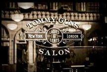 dream barbershop / barbershop tools and decor