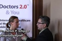 Interviews by Michael Weiss at Doctors 2.0 & You 2014 / Speakers interviewed during Doctors 2.0 & You 2014 by Michael Weiss