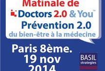 La 2e Matinale de  Doctors 2.0 & You : Prévention 2.0 - 19 novembre, 2014 / La communauté de la Matinale de la Prévention 2.0 de Doctors 2.0 & You : Axa Prévention, Béate Bartes, Nathalie Beslay, Nathalie Bissot Campos, Alice Bovyn, Eric de Branche, Fabrice Denis, Expanscience, Brice Gayet, CNGPO, DMD, Doctors 2.0, la FHP,  le LEEM, L Marchal, S Roger-Jaud, Guillaume Marchand,  Alexis Mathieu, MMT, Atousanté,  la Mutualité, A. Plé,  PSM, Rémi Rousseau, Denise Silber, Céline Soubranne, Umanlife