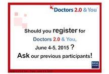 Doctors 2.0 & You 2015
