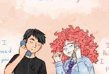 Eleanor og Park / Dette er verdens bedste roman! Hvis du ikke læser den er du godt dum. Så hey, jeg har en ide. Læs den