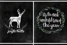 'tis the season! / everyone's favourite time of the year.