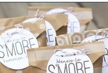 """Reunion Goodie Bags / Way to say, """"Welcome to our reunion!"""" Everyone loves a souvenir to take home to remember the reunion. Also see our podcast """"How to fill a goody bag."""" Lots of ideas to help finding goodies."""