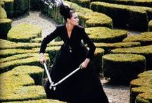 """✂︎ T O P I A R Y ✂︎ / So in one of the seminal works of English Fiction""""The Gashlycrumb Tinies"""" by Edward Gorey, the children are led into a garden where the topiary was being neglected. The horror, the horror!  This, coupled with my early adoration of Edward Scissorhands, has inspired a deep and compulsive fascination with the art of topiary in me."""