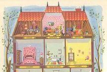 Printed Dollhouse