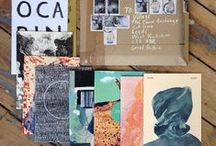 Artist books and sketchbooks