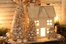 ❆ S U G A R   P L U M   C H R I S T M A S ❆ / Christmas #decorations#romantic#fairytale#christmas