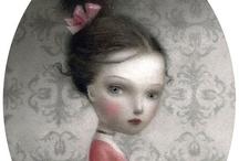 Art ✽ Nicoletta Ceccoli