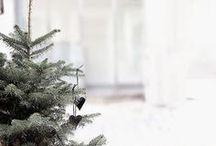 R U S T I C   C H R I S T M A S / Christmas #simple#natural