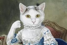 Art ✽ Cat