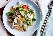 Seafood recipes / by Gourmet Traveller