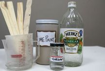 Mediums, Varnishes, and other recipes