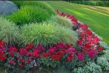 Yard Stuff - Gardening & Flowers & Flags / by Debbie Sikes