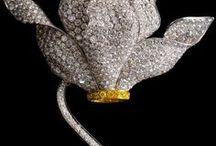 ✳︎ B O T A N Y ✳︎ / Botanically inspired jewellery design
