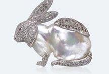 Z O O L O G Y / Animal inspiration for high jewellery