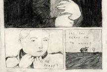 Inspiration graphic novel