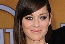 Coiffures de stars à copier / S'inspirer des plus belles coiffures de célébrités.