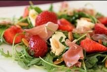 Cuisine : Panier de salades !