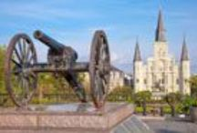 New Orleans, LA - The Big Easy / by Debbie Sikes