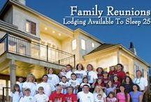 Vacation rental homes and condos