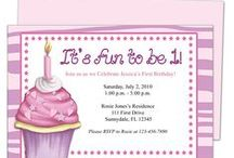 Printable 1st First Birthday Invitations Templates / An adorable collection of printable DIY, 1st First birthday invitation templates that are easy to edit using Word, Publisher, Apple iWork Pages, OpenOffice.