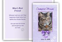 Pet Memorials Templates