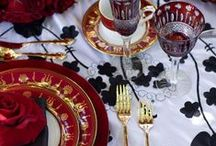 Table Settings~ / by The Stuart Rental Company